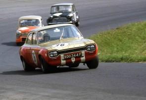 Alan Mann Racing Group Five Ford Escort