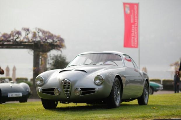 1956 Alfa Romeo 1900 SS Berlinetta