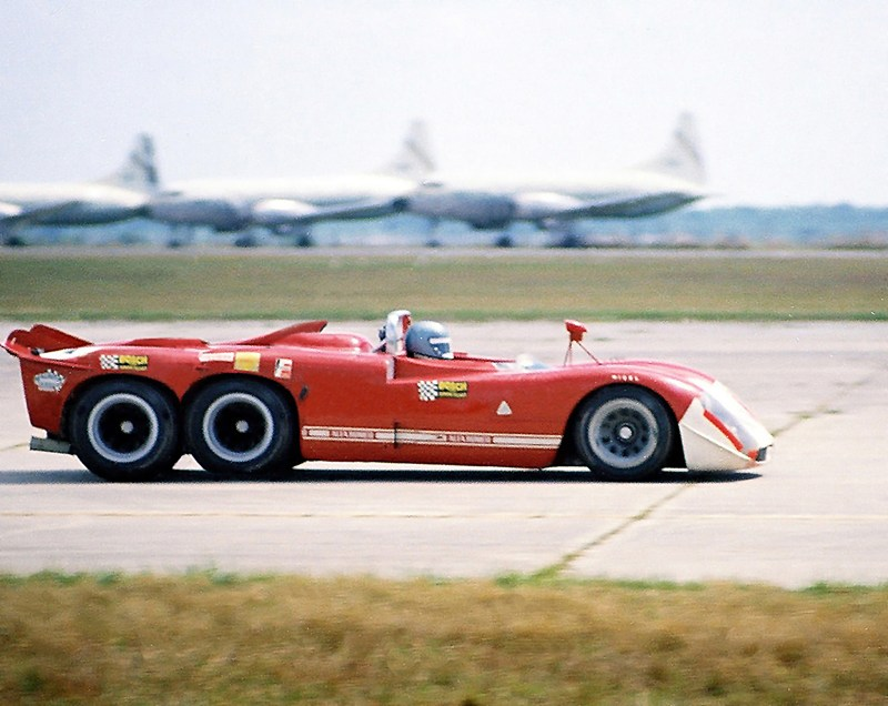 Alfa Romeo T33/6/12 - Race Car History, Photo and Profile