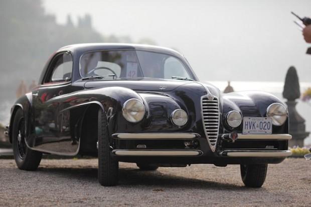 1948 Alfa Romeo 6C 2500 SS Coupé, Touring