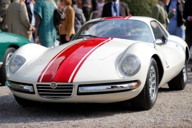 1965 Alfa Romeo Giulia 1600 TZ2 Coupé