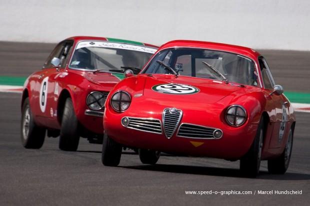 Alfa Romeo Sprint Zagato - Willy Aeppli and Oliver Vetter