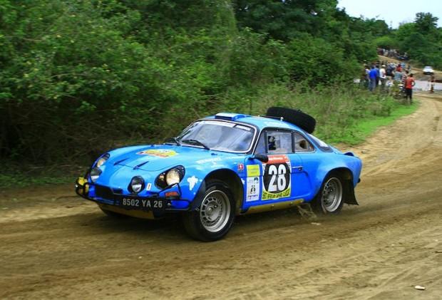 Renault Alpine A 110 - Charles Firmenich