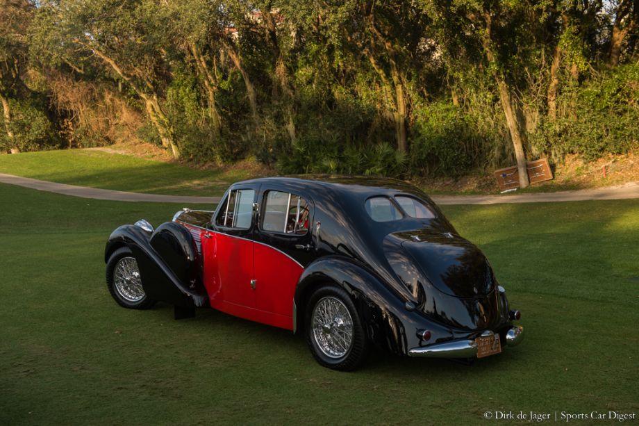 1939 Bugatti T57C Galibier