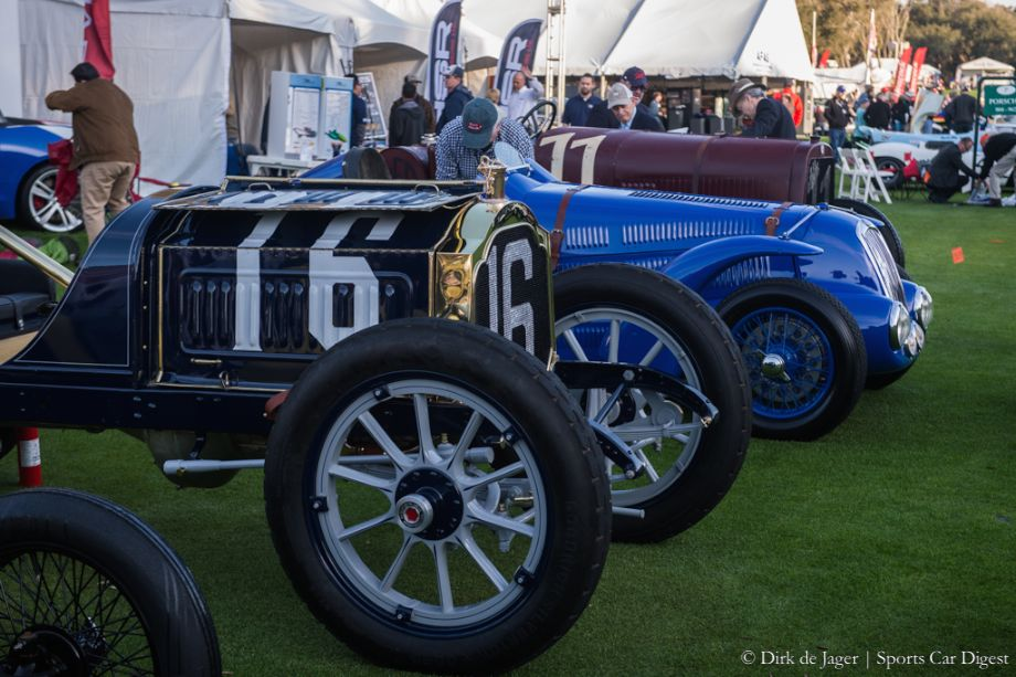 1912 Packard 30 Racer