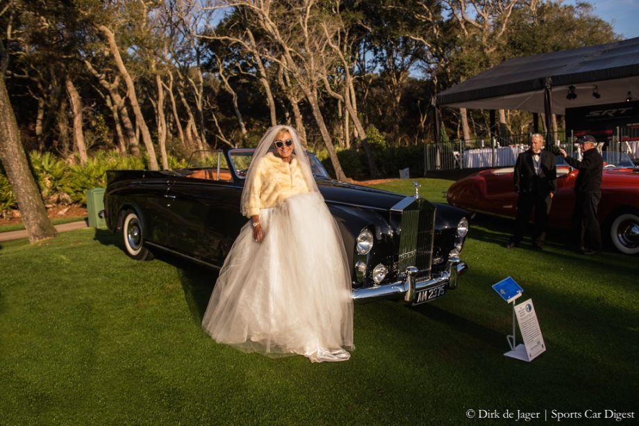 1958 Rolls-Royce Silver Cloud Freestone and Webb 'Honeymoon Express'