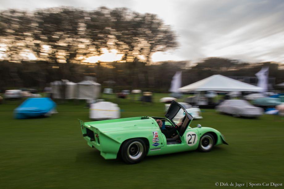 1969 Lola T70 Mk 3B Coupe