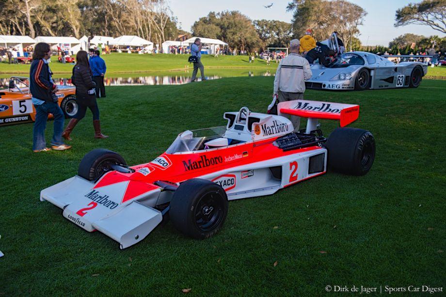 1975 McLaren M23