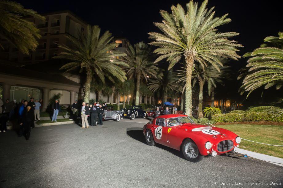1953 Ferrari 340/375 MM Berlinetta Competitzione