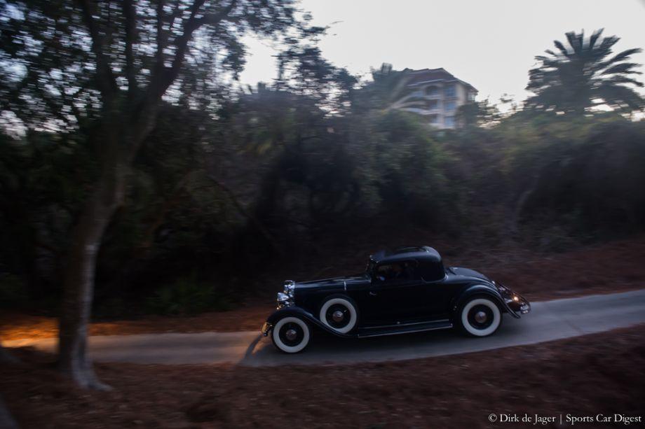 1932 Lincoln KB Custom Dietrich