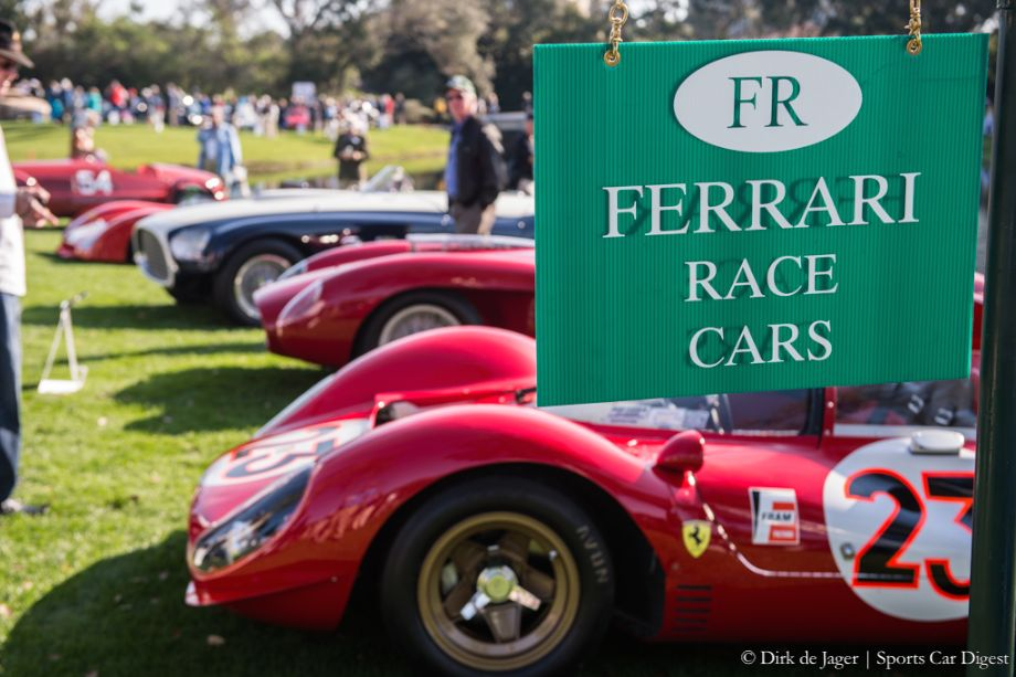 Ferrari Racing Class