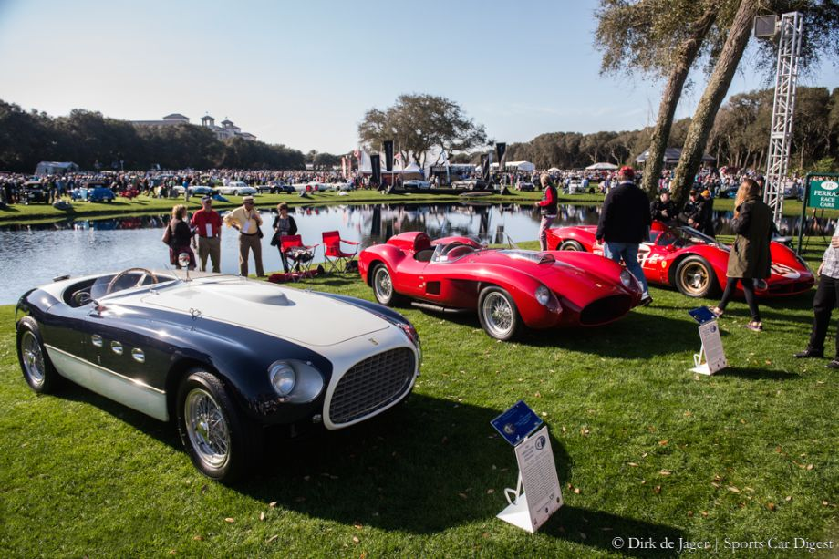 1953 Ferrari 340MM Competition