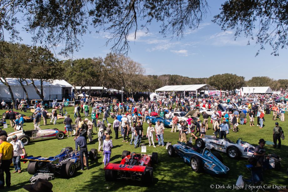 Amelia Concours Overview