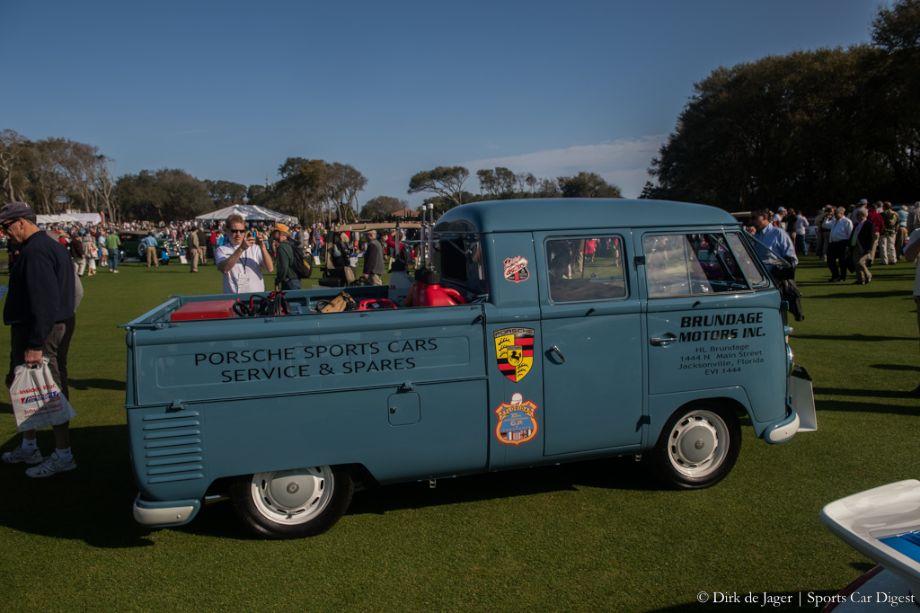 1959 Volkswagen Double Cab