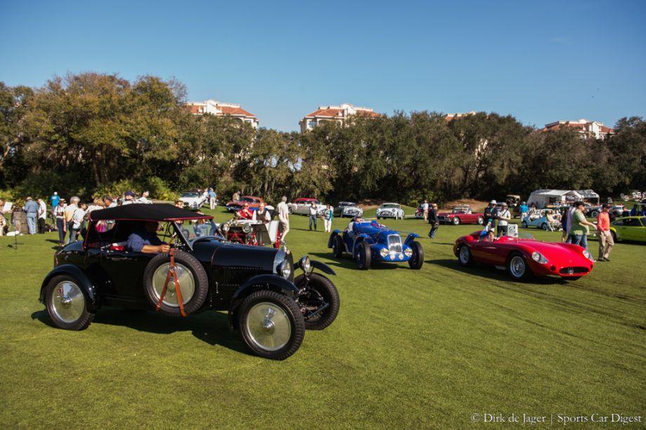 1929 Bugatti T40 Grand Sport