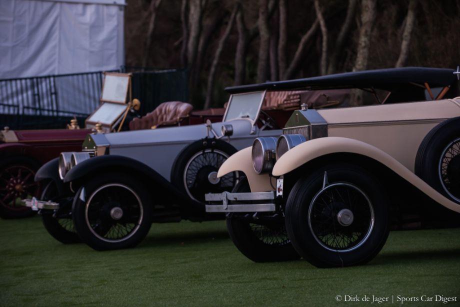Rolls-Royce Silver Ghosts