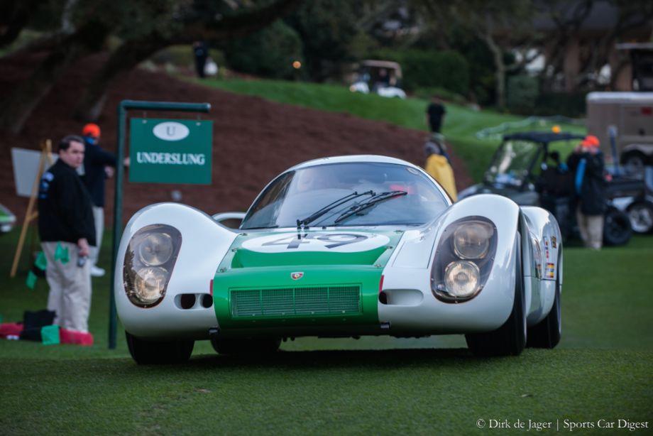 1968 Porsche 907K
