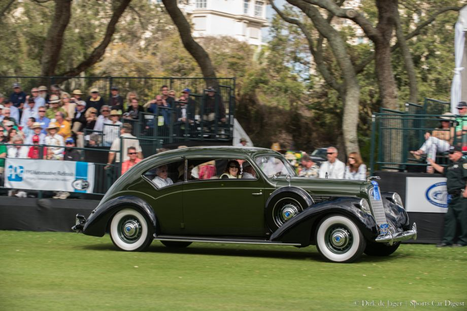 1938 Lincoln K Twelve