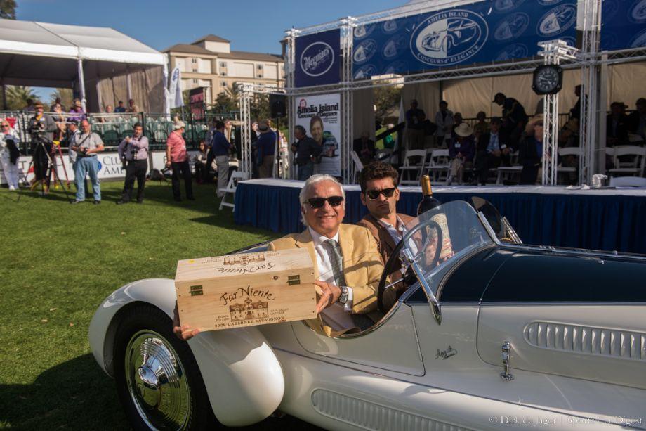 1931 Alfa Romeo 6C 1750 Gran Sport Aprile Spider