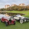1932 Alfa Romeo 8C 2300 Zagato Spider and 1930 Cord L29 Brooks Stevens Speedster (photo: Neil Rashba)