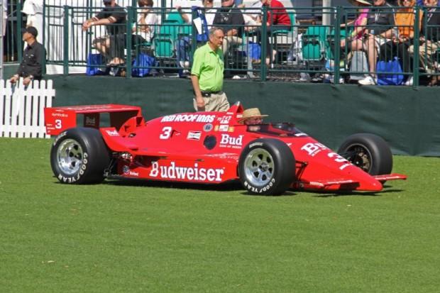 1986 March 86-C Indy 500 Winner Bobby Rahal