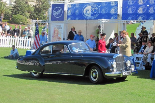 1952 Bentley R-Type Continental HJM Fastback