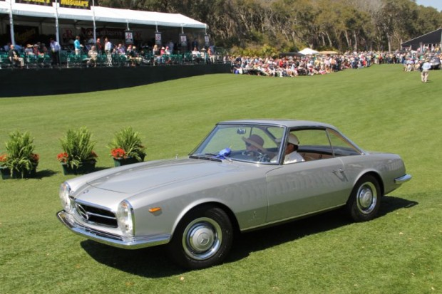 1963 Mercedes-Benz 230SL Coupe