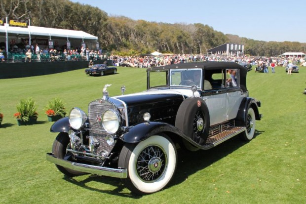 1931 Cadillac V-16 452-A All Weather Phaeton