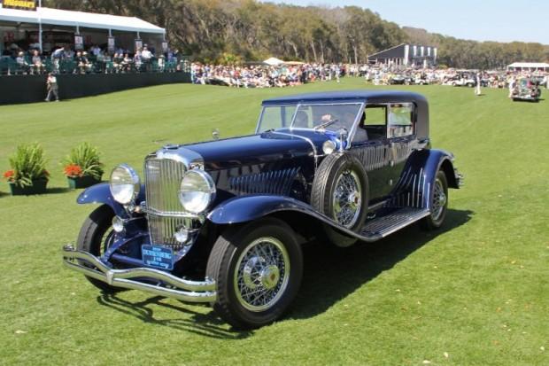 1929 Duesenberg J-151 Murphy Sport Sedan