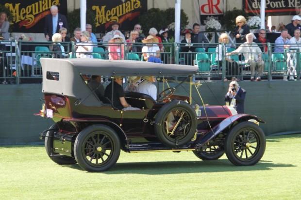 1910 Pierce-Arrow 48SS - 7 Passenger Touring