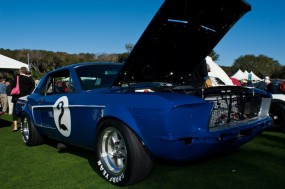 1968 Ford Mustang T/A at Amelia Island Concours d'Elegance 2010