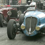 Circuits des Remparts Historic Car Race at Angouleme