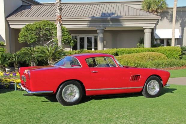 1957 Ferrari 250 GT Berlinetta Low Roof, Body by Boano