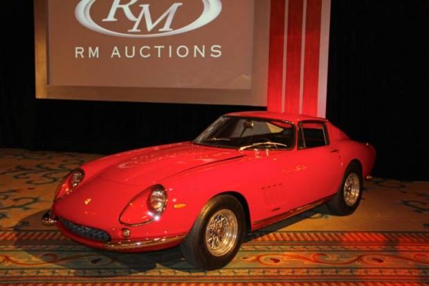 1968 Ferrari 275 GTB/4 Berlinetta