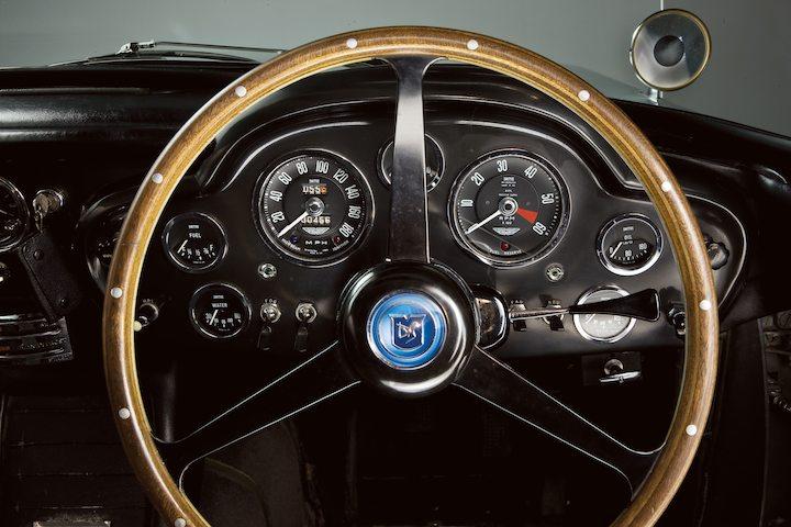 aston martin db5 james bond movie car offered rm auctions. Black Bedroom Furniture Sets. Home Design Ideas