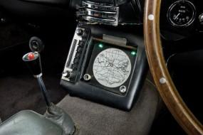Aston Martin DB5 James Bond Movie Car - Tracking Device