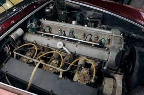 Aston Martin DBSC Coupe Engine