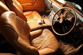 Aston Martin DBSC Coupe Interior
