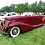 Ault Park Concours d'Elegance 2010 – Report and Photo Gallery