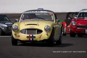 Austin Healey 3000 Mk3 - Spa Summer Classic