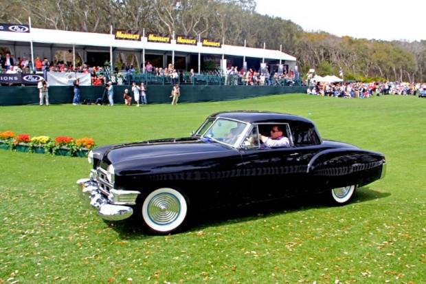 1949 Cadillac 62 by Coachcraft