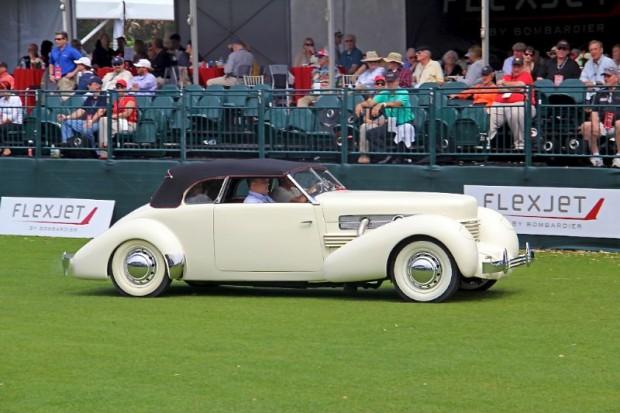 1937 Cord 810 Supercharged Phaeton