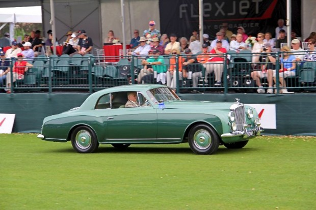 1954 Bentley Continental R-Type