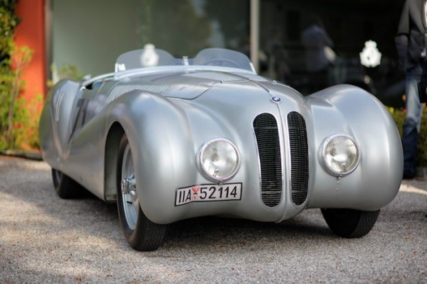 1937 BMW 328 Mille Miglia Streamline Roadster