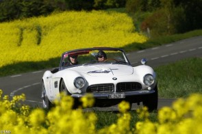 BMW 507, Tour Auto Rally