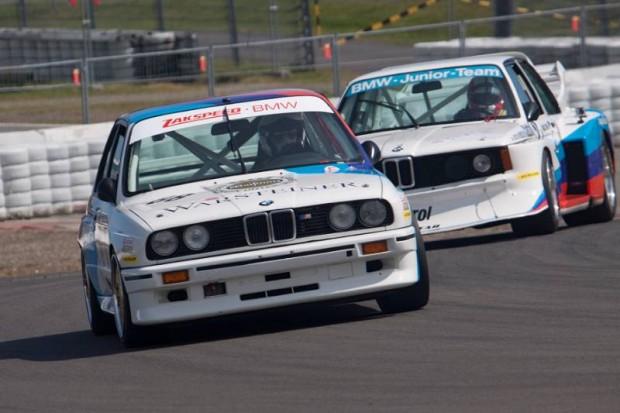 BMW M3 E30 DTM, BMW 320i Group 5