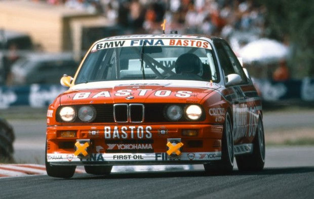 BMW M3 E30 Gruppe A 24 Hours of Spa-Francorchamps 1992