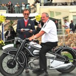BMW R7 Wins at Pebble Concours 2012