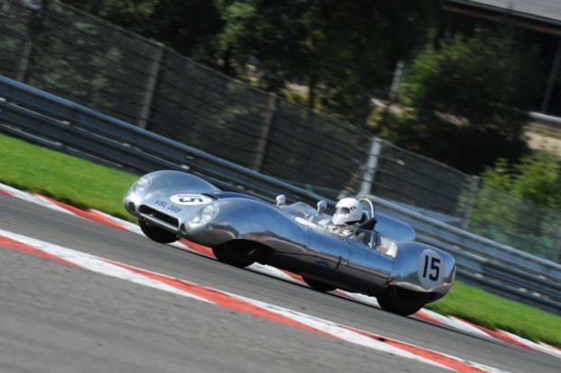 Winning Lotus XV of Ewan McIntyre
