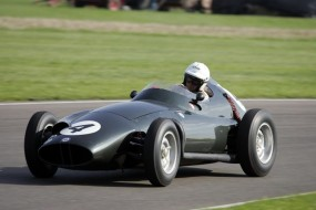 BRM Honored at Goodwood Revival 2010
